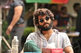 Arjun reddy changed his Range
