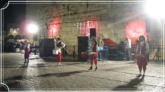 מופעי מוזיקה בירושלים