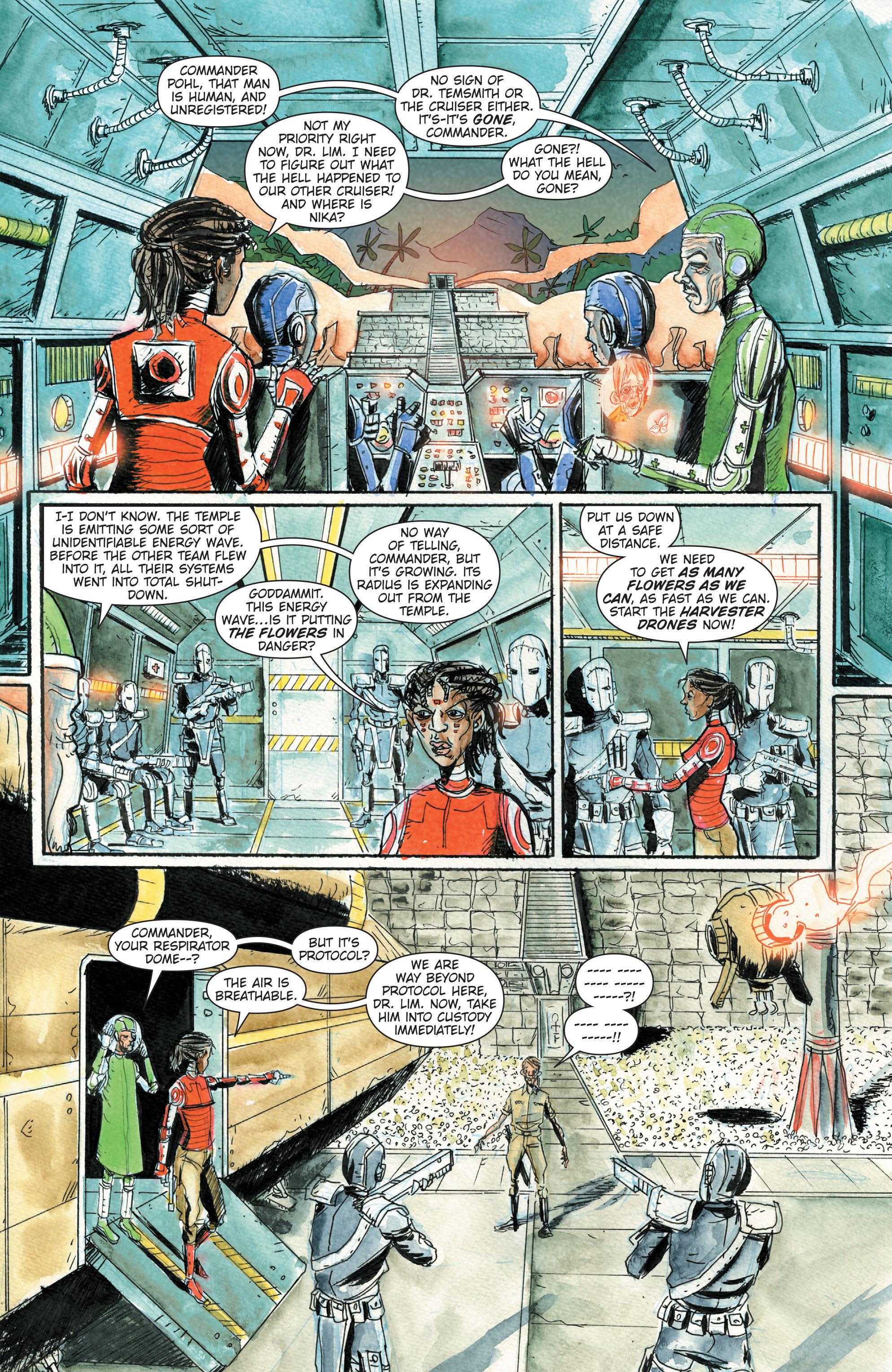 Read online Trillium comic -  Issue # TPB - 80
