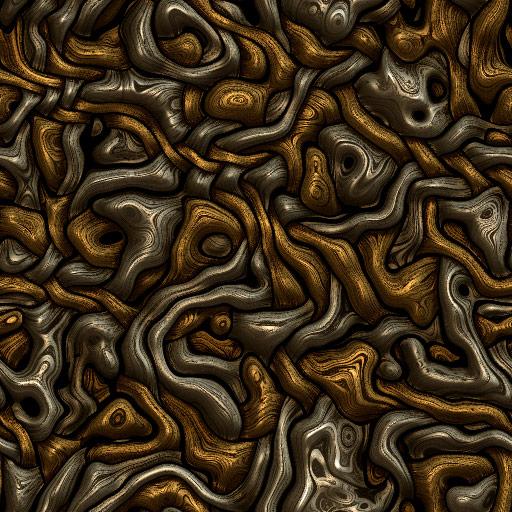 Tangled Intarsia 4