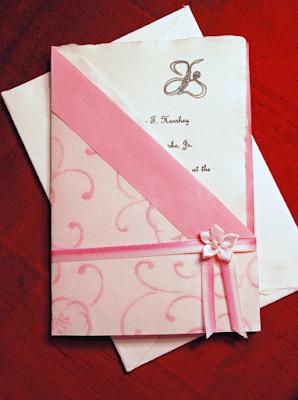 Carte d'invitation gratuite de mariage