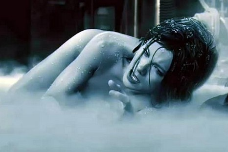 Kate beckinsale nude underworld awakening excited too