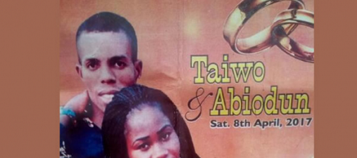 ONE CHANCE!!! Mother Slumps Repeatedly In Ondo, As Daughter Fails To Show Up For Her Own Wedding