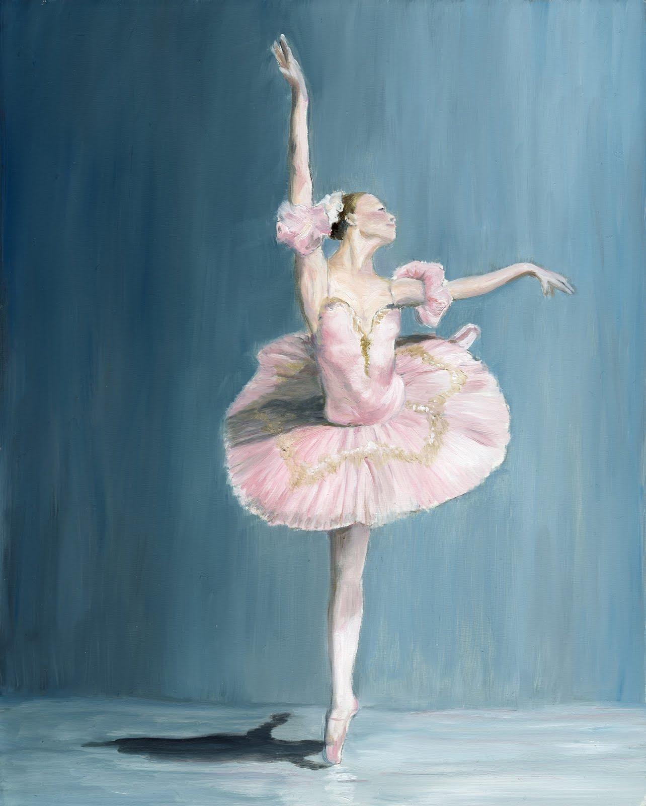 Paintings Of Ballerinas | www.imgkid.com - The Image Kid ...