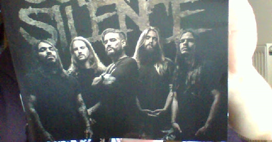 SUICIDE SILENCE 'ST'