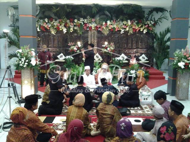Wedding Hall di Bekasi