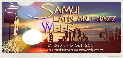 Samui Latin and Jazz week 2013