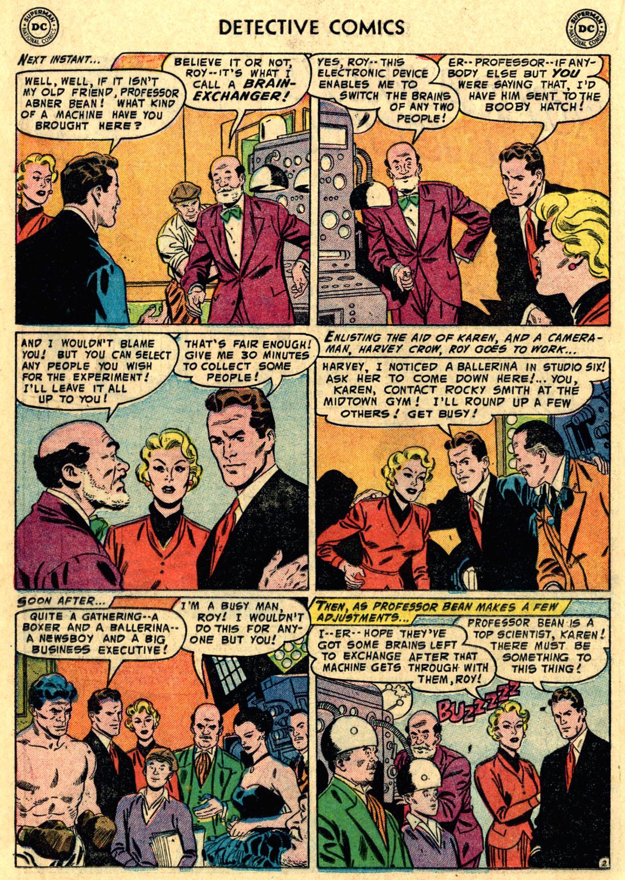 Detective Comics (1937) 231 Page 17