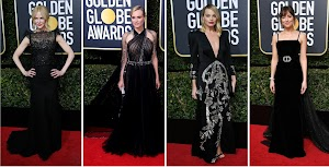 Fashion Police: Golden Globes Awards 2018