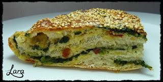 http://cucinaconlara.blogspot.it/2016/01/sfogliata-vegetariana.html