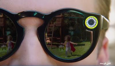 spectacles: نظارة جديدة من سناب شات لتسجيل مقاطع الفيديو