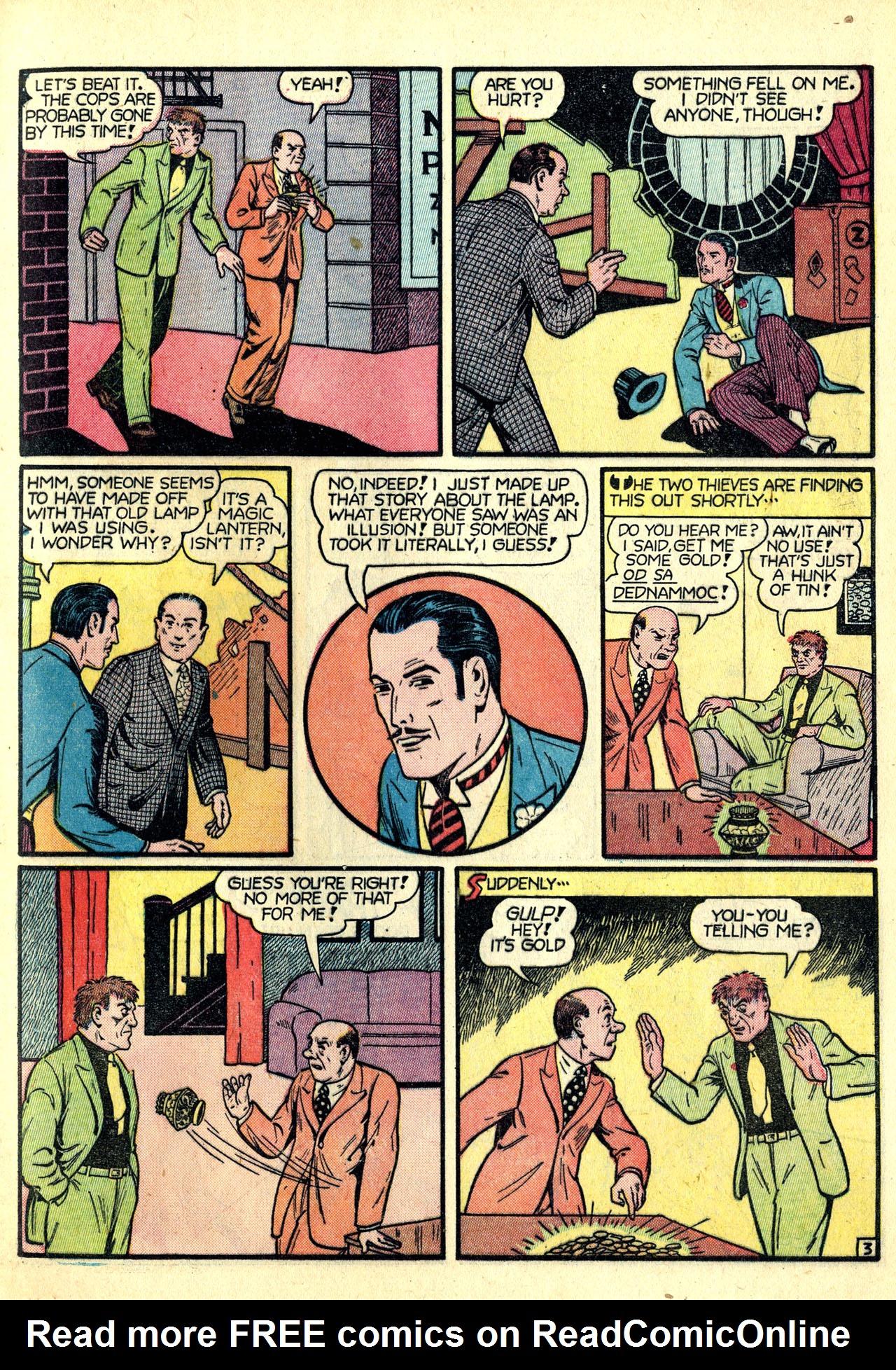 Read online World's Finest Comics comic -  Issue #8 - 23