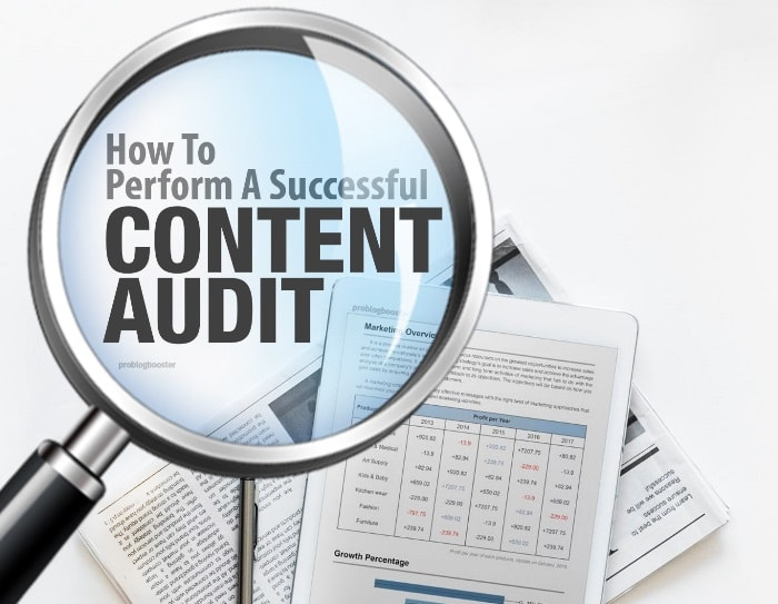 How to perform the successful content audit