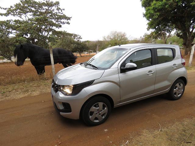 carro Fiat Mobi