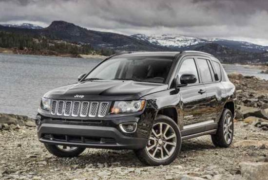 2017 jeep compass high altitude review dodge release. Black Bedroom Furniture Sets. Home Design Ideas