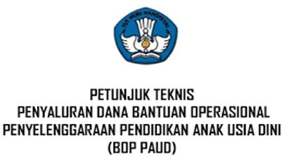 Juknis Penyaluran Dana BOP PAUD