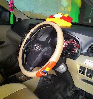 Cover stir mobil bahan karet