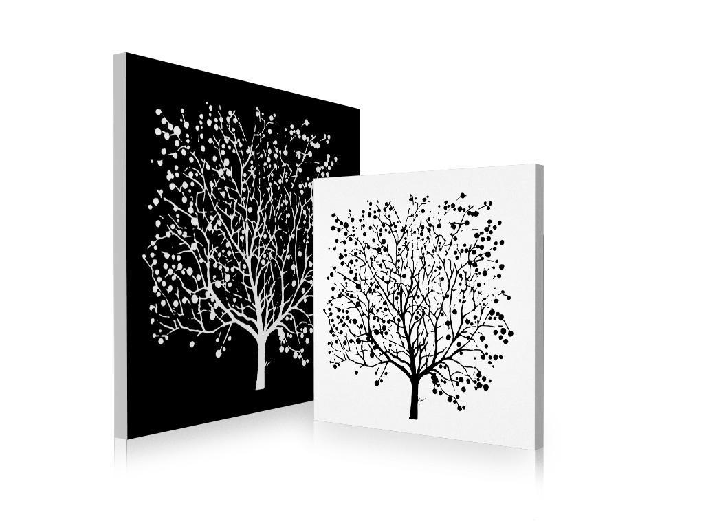 La guarida de bam blanco negro blanco y negro - Blanco y negro paint ...