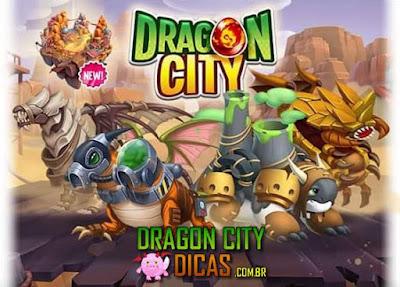A Ilha Contaminada chegará com Dragões Incríveis!