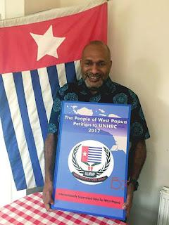 Pernyataan Sikap Jubir ULMWP, Benny Wenda Terkait Petisi Rakyat Papua