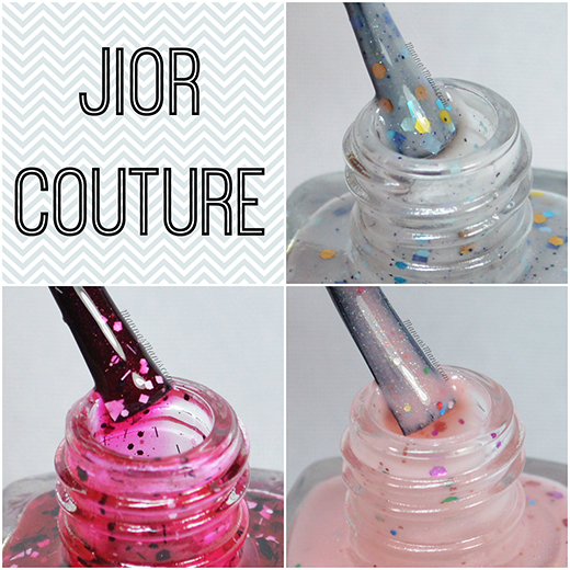 Jior Couture swatches