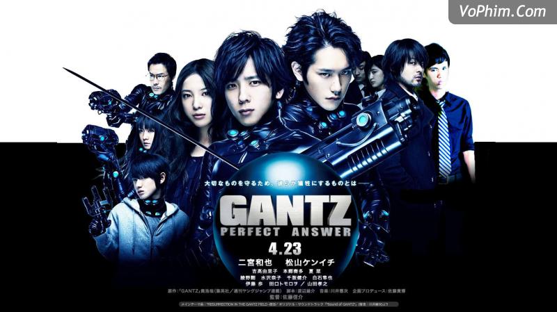 Gantz: Đáp Án Hoàn Hảo - Ảnh 1