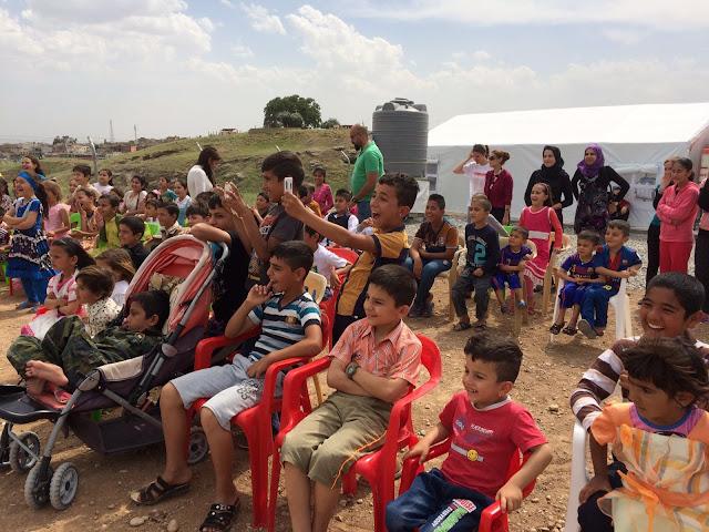 expedición a Iraq mayo 2016