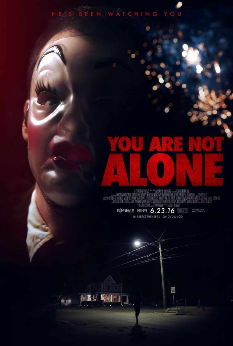 Not Alone (2019) Dual Audio Hindi 250MB HDRip 480p