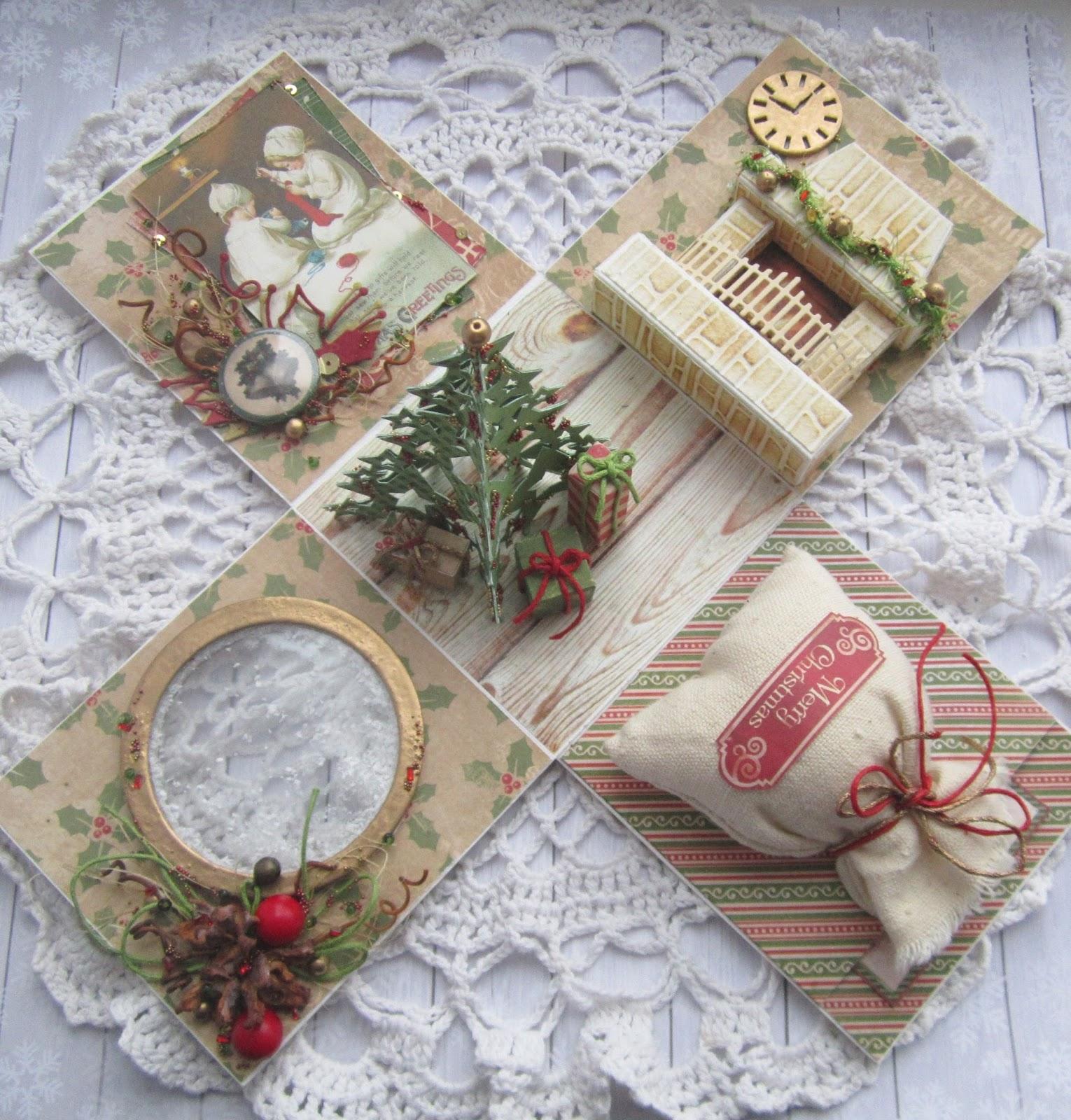 Открытки тебя, открытка с сюрпризом своими руками на новый год
