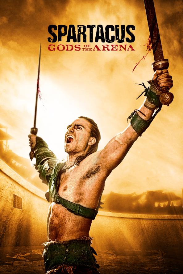 filme spartacus deuses da arena dublado