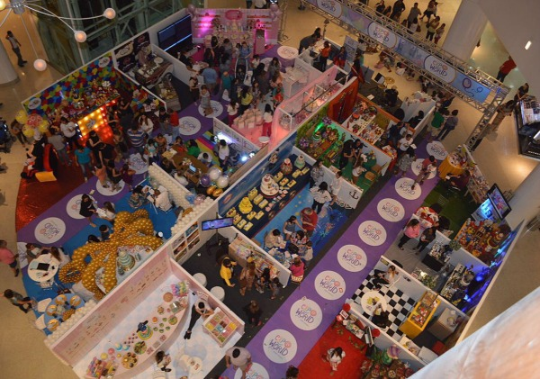 Expo Kids Recife no RioMar Recife