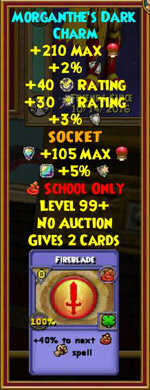 Best Fire Gear Level 120 Wizard101 Swordrolls Blog