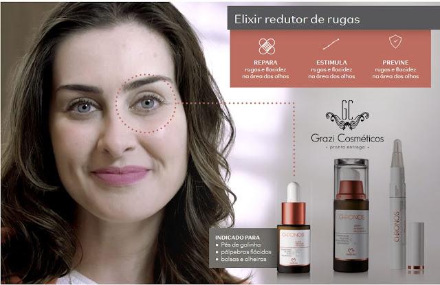 Natura Chronos Elixir Redutor de Rugas - 15ml