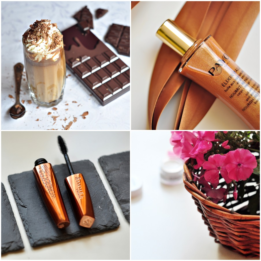 czekoladowa paleta do makijażu