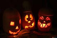 Calabazas de... ¿Halloween?