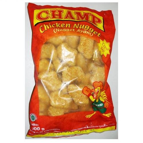 Nugget Champ Berbahaya: Champ Chicken Nugget 500
