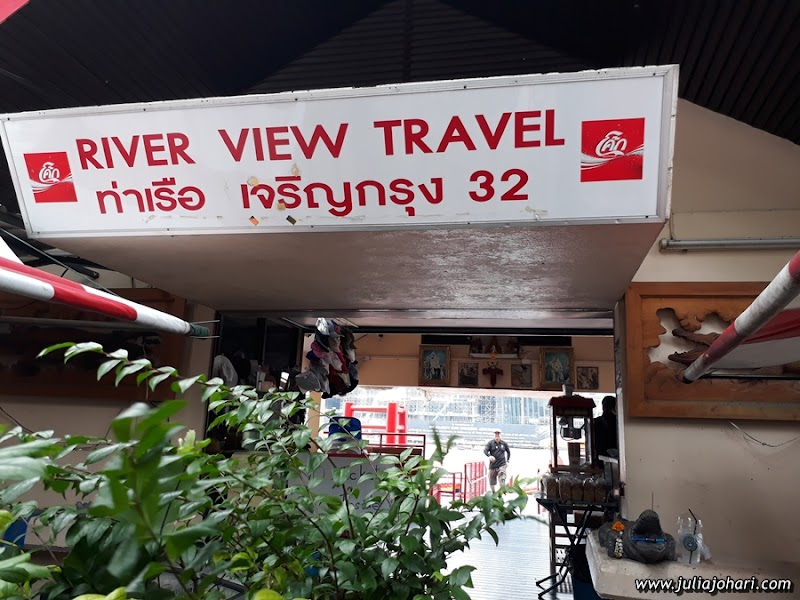 Kenapa CHAO PHRAYA RIVER BANGKOK Thailand Lain Dari Yang Lain, Ketahui Rahsianya!- Part 5