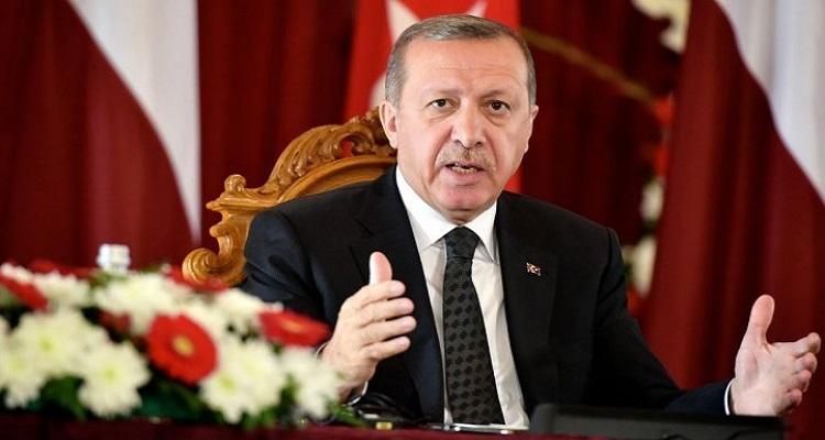 تصريح خطير من رجب طيب أردوغان حيال الموقف الأمريكي بشأن سوريا
