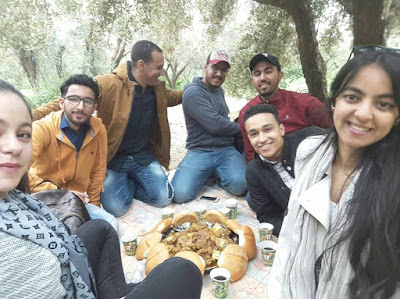 A Moroccan group gathered together to make from Diabetes a friend rather than an enemy