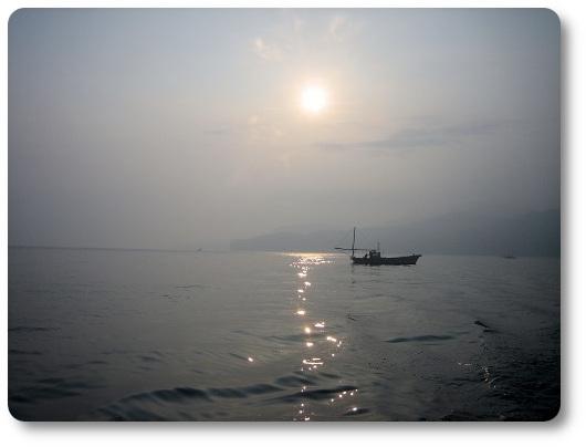 船釣り 情景 関西の船釣りで釣れる 竿とリール
