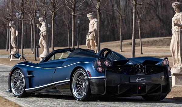 Pagani Huayra Roadster Especial Salón Ginebra
