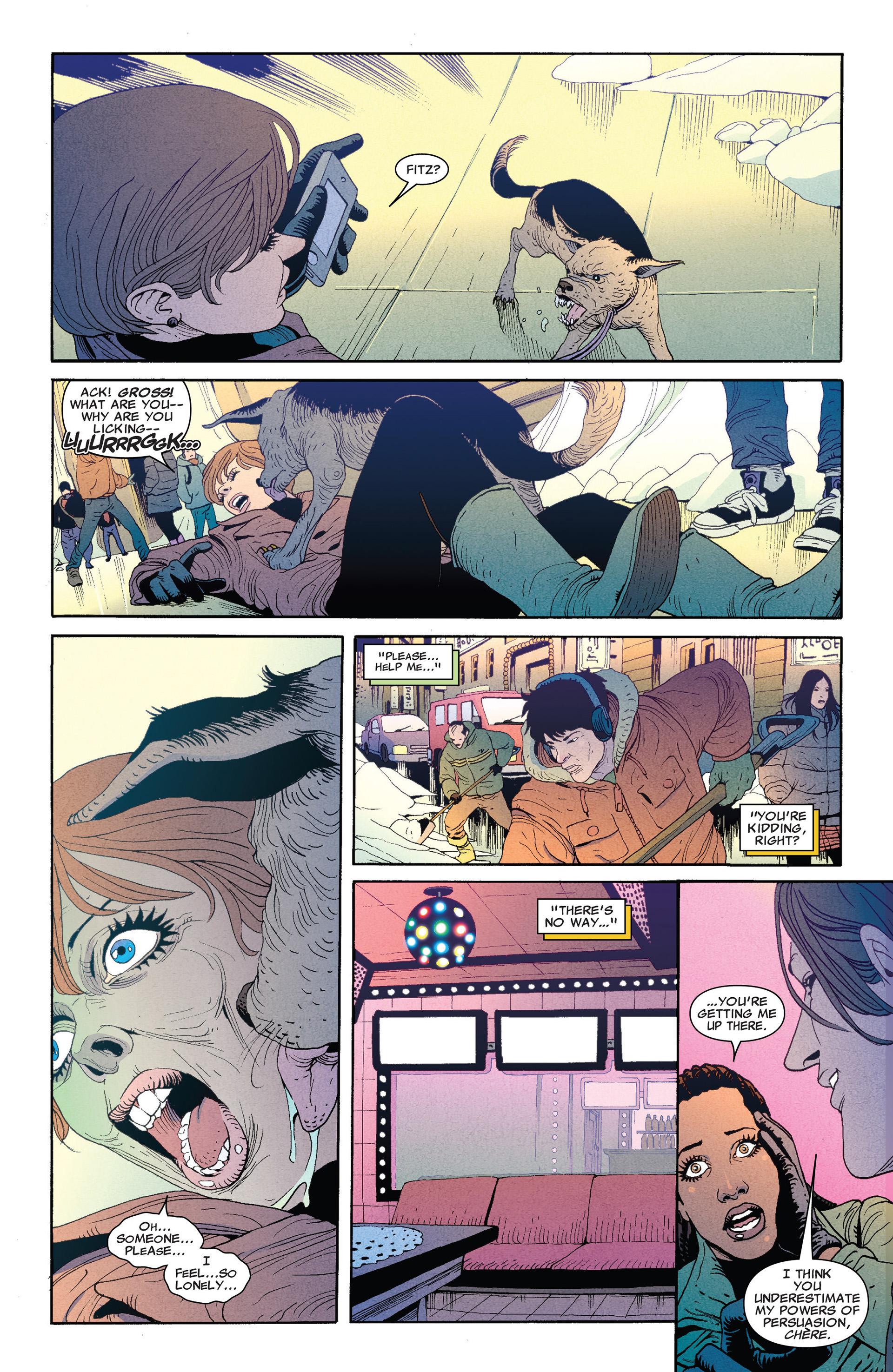 Read online Astonishing X-Men (2004) comic -  Issue #66 - 9