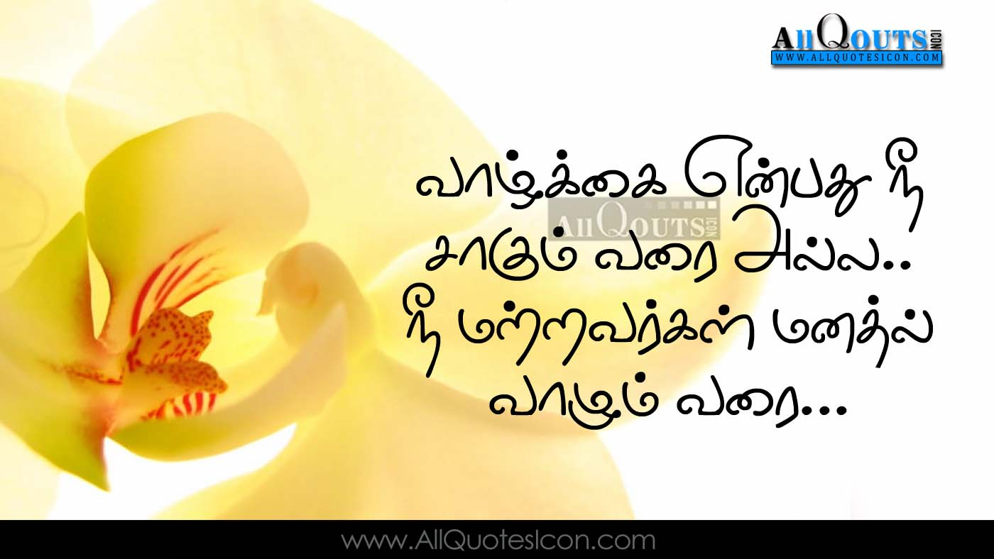 Famous Sayings About Life Bestgoodmorningquotesintamilhdwallpapersbestlife