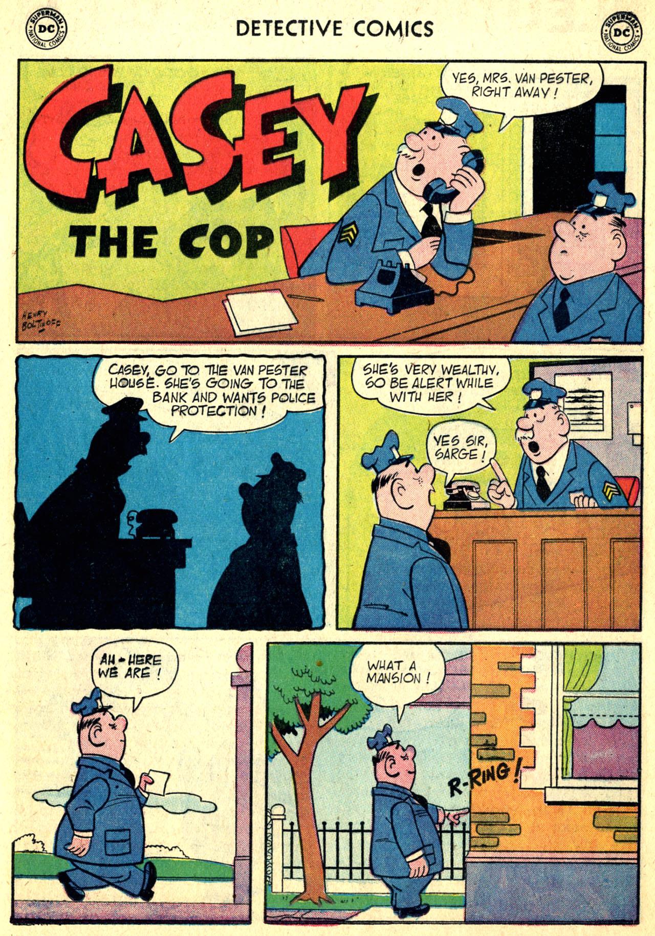 Read online Detective Comics (1937) comic -  Issue #249 - 25