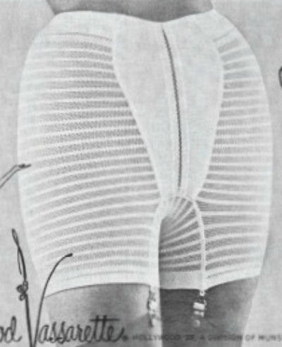 Advertisement for a Vassarette Panty Girdle