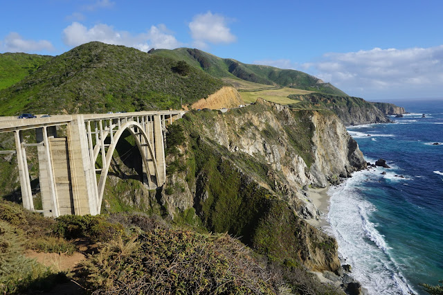 Bixby Bridge Big Sur Califórnia