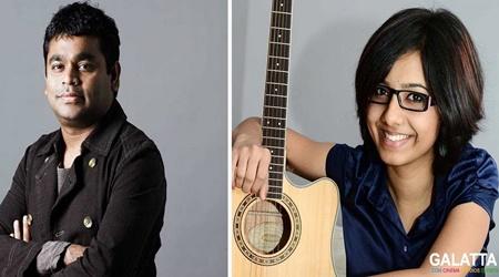 AR Rahman never processes 2 songs the same way – SakthiSree Gopalan