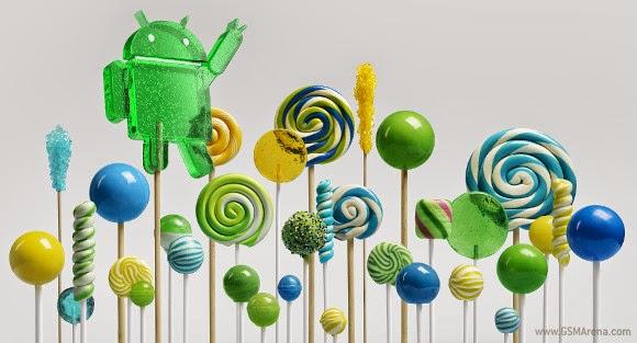 Pengguna Sony Experia Indonesia mendapat update Android Lolipop