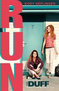 The cover for Run by Kody Keplinger