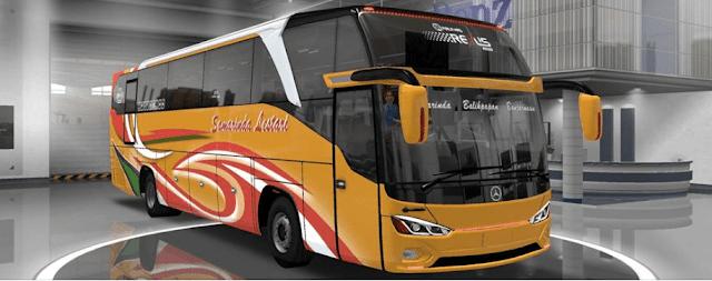 Mod Bus REXUS By Bagus Budi CVT FPS Ets2